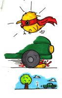 Super Chick! Episode 1: Sprotch! by Scarnor