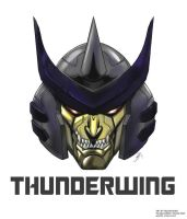 LORD THUNDERWING HEAD by neurowing