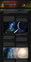 Feature 3: Pr3t3nd3r by theluminarium