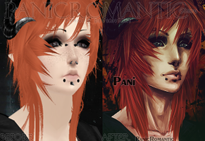 IMVU | PanicRomantic by ppani