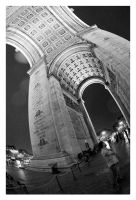 Under the Arch by peehs