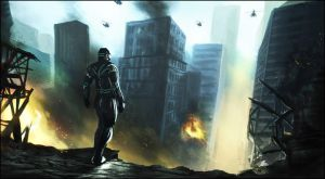 crysis 2 by satthuphancung