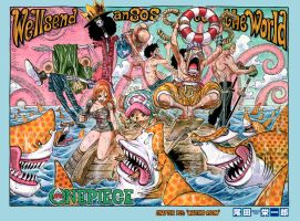 one piece 703 colour spread by nimesh21