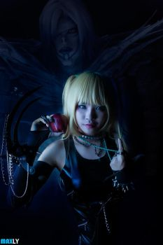 Cosplay : Misa - Death Note by MaxLy