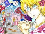 USUK- At The Fair by PirateDreamers1313
