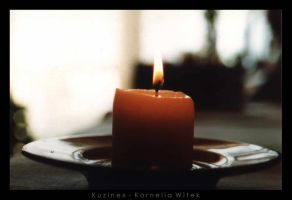 the candle by Kuzinex