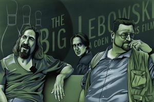 The Big Lebowski by dhil36
