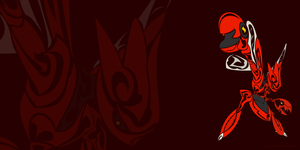 Scizor Wallpaper by NewtonianNocturn