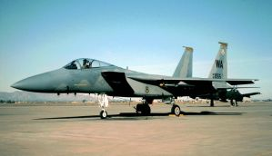 F-15 Fighter Weapons School No. 2 by F16CrewChief