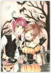 Halloween couple of the night by hey-its-Japz