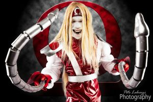 Omega Red by satmorncosplay