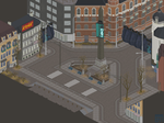 City 17 Square Revisited by Vegeta897