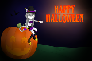 Happy Halloween for all by ARTIsALifeStyle2012