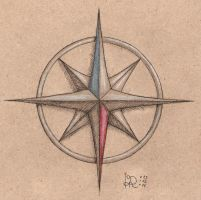Compass by Ulfhedinn