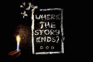 Where the story ends? by Krzyho