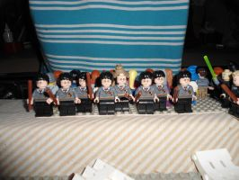 all the lego  harry potter s by returnofadamspong
