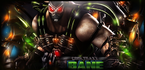 Bane by cooltraxx