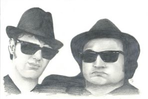 .:Blues Brothers:. by Yalshid