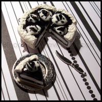 Oreo Cake Charms by BloodCross