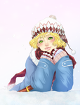 Winter Smile Entry by Rain-of-Strife17