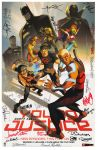 YOUNG JUSTICE POSTER - signed by Crew by Jerome-K-Moore