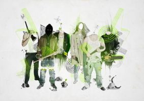 Evolution of Greenpeace by destil1