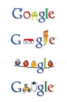 google pixar by maxdark