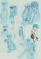 Embry Sketches by Thystle