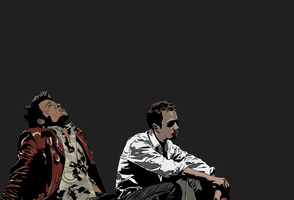 Fight Club Desktop Wallpaper by JASEighty6