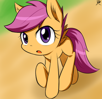 Scootaloo by ranban