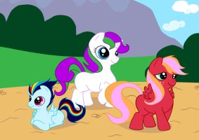 Of Fillies and Colt by Teengirl