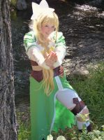 SAO - Support by Eli-Cosplay