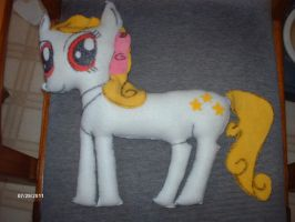 Yellowstar Plushie by PlushBuddies