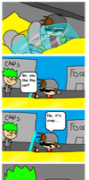 Dabbey Comics-Damn car by DabZen