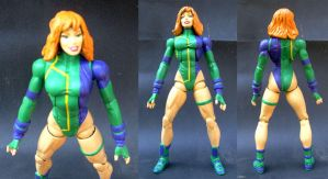 Gen 13 Fairchild Custom figure by custommaker