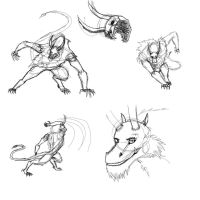 Sketch Dump by Hungarianbeast