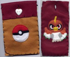 DSi Case: Baby Ho Oh by Lady-Elsewhere