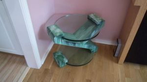 {Y} it is an end table! by yippee5000