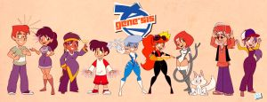 Gene-Family by Captain-Paulo