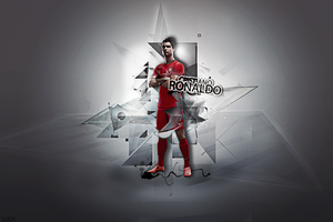 Wallpaper Cristiano Ronaldo by SlideSG