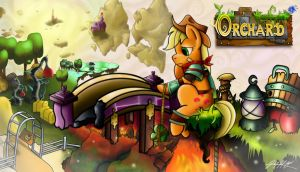 Orchard - Bastion crossover by dsmo