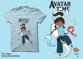 Avatar Time! by digitalfragrance