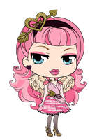 Ever After High - CA Cupid by Mibu-no-ookami