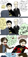 Bruce's babies by Axis33