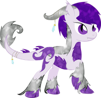 [SPECIAL] SilverRomance's Longni [GIFT] by RicePoison