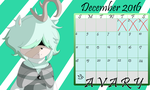 Countdown to Christmas! Dec 3rd - Avary Chaos by AnimalCreation