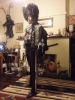 Death's head hussar uniform pic3 by ozoneocean