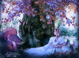 My secret tree by annemaria48