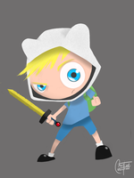Finn the Human (My Syle) by MFidel