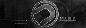[3Min Creations] DareRising Banner by PuhzzL